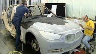 BMW 5 Series Gran Turismo - Building of Prototype Car
