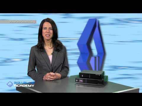 Gigablue Academy: Dual Tuner, Sat-Antenne, Universal-Fernbedienung