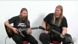 Amon Amarth - The Pursuit Of Vikings - Guitar Lesson