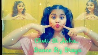 Dil Hai Chota Sa|FEMALE VERSION|SINGER ROSHNI DEY|DANCE BY DIVYA