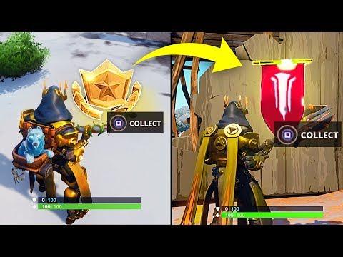 week 8 secret banner season 7 location guide fortnite find the secret banner in loading screen 8 - fortnite loading screen 3 season 8 banner location