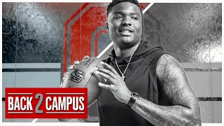 Dwayne Haskins & Top Rookies Go Back to School w/ NFL Pros