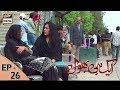 Aik Hi Bhool Episode 26 in HD