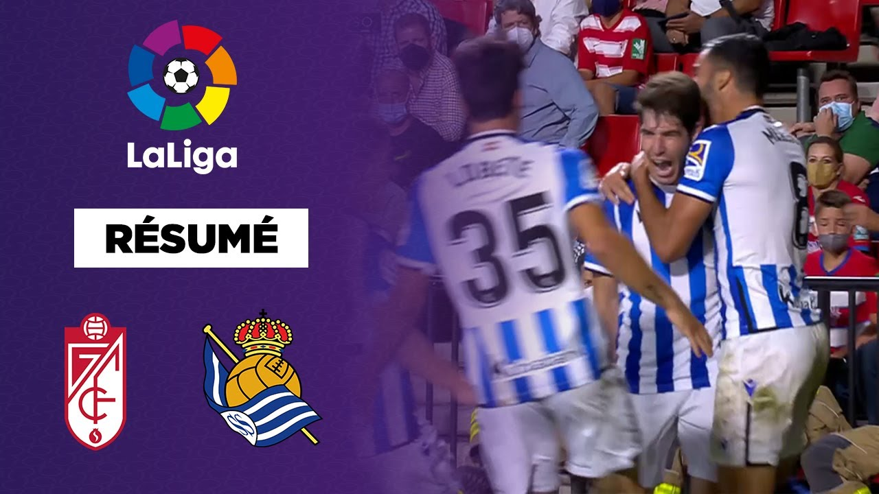 🇪🇸 Résumé - LaLiga : La Sociedad monte sur le podium