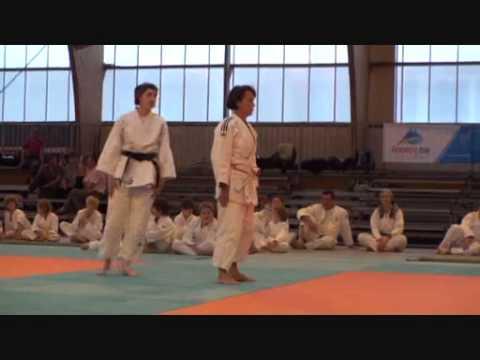 Judo: Joshi-goshin-ho-kata