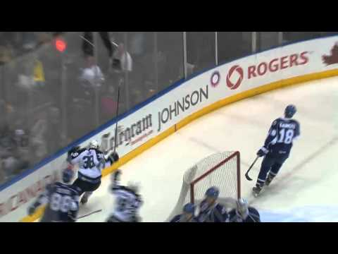 Highlights: IceCaps 6 Crunch 2 (Dec. 10, 2013)