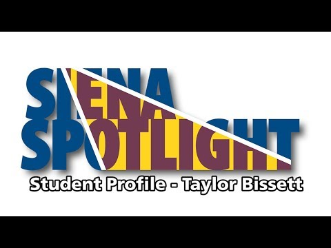 Student Profile - Taylor Bissett