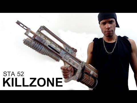 COMO FAZER RIFLE DO KILLZONE STA 52 - PARTE 2
