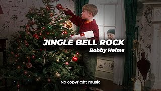 JINGLE BELL ROCK - Bobby Helms no copyright