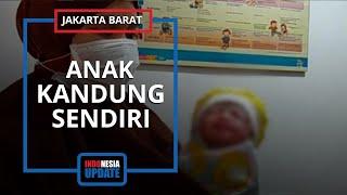 Wanita di Jakarta Barat Ini Pura-pura Temukan Bayi di Teras Rumah, Padahal Anak Kandungnya Sendiri