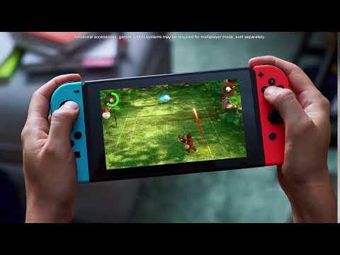 Mario Tennis Aces Nintendo Key Nintendo Switch NORTH AMERICA - 3