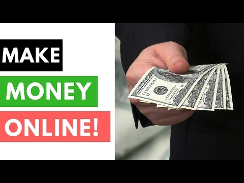 How Can I Make MONEY from Home Today – (This WORKS 100%)