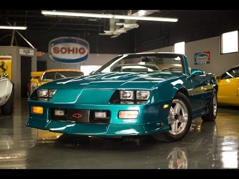 Video of 1992 Chevrolet Camaro - QLU7