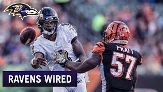 Ravens Wired at Cincinnati: This Ain't No Letdown