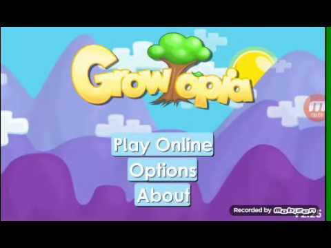 Video Bagi Pemula Pemain Game Growtopia