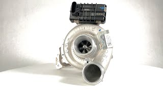 How Variable Geometry Turbochargers Work