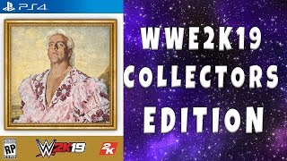 WWE 2K19 Collectors Edition Announcement