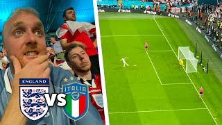 ENGLAND VS ITALY! England lose on Penalties | EURO 2020 FINAL
