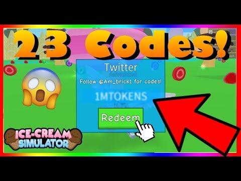 Roblox Ice Cream Simulator Codes All Keys Location For Simulator Novyj Trend Smotret Onlajn Na Sajte Trendovi Ru