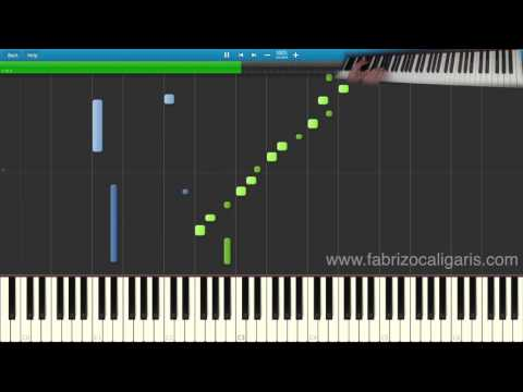Somewhere Over The Rainbow - Piano Cover, Tutorial Mp3