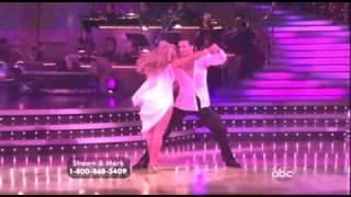 """Angel Cry""-Mark Ballas & Shawn Johnson (Dancing With the Stars Season 8)"