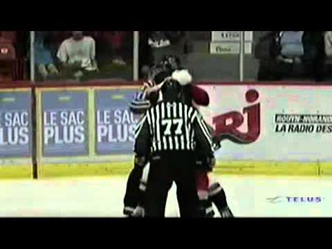 Dillon Fournier vs. Ryan Graves