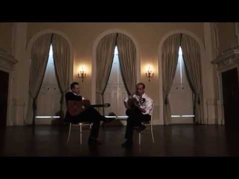 Flamenco Guitar Duo Video