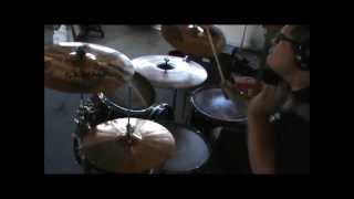 D.R.I. - Beneath The Wheel drum cover