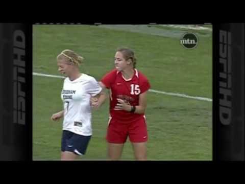 Brutaler Frauenfußball
