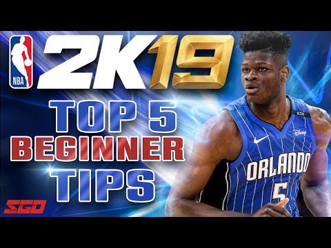 NBA 2K19 Top 5 Beginner Defensive Tips - GET STOPS NOW!
