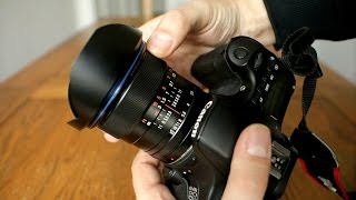 Venus Optics 'Laowa' 12mm f/2.8 'Zero-D' lens review with samples (Full-frame and APS-C)