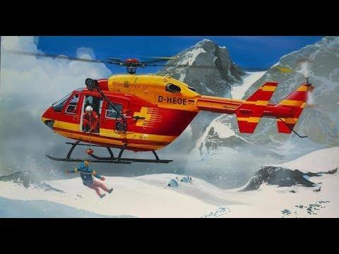 Medicopter 117 - Odcizený vlak mířící na město
