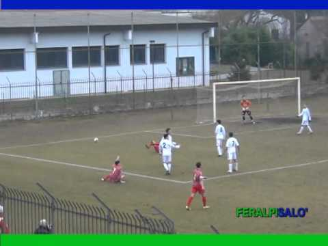 Preview video CREMONESE-FERALPISALO´ 2-0 (Berretti)