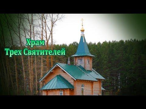 Церкви и храмы казанской области