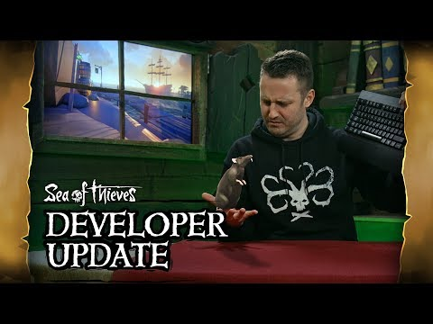 Official Sea of Thieves Developer Update: March 14th 2019