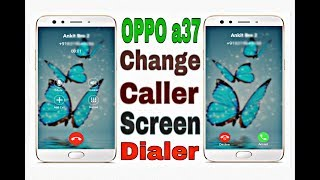 OPPO a37 Enable Control Panel Without App 💯 Proof - Funny