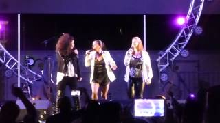 Expose - Let Me Be The One (Freestyle Festival, Queen Mary Long Beach CA 4/26/15)
