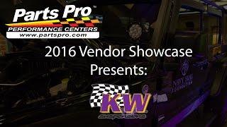 2016 Parts Pro™ Vendor Showcase presents: KW Automotive