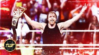 2016: Dean Ambrose 4th WWE Theme Song 'Retaliation' (V2) ᴴᴰ