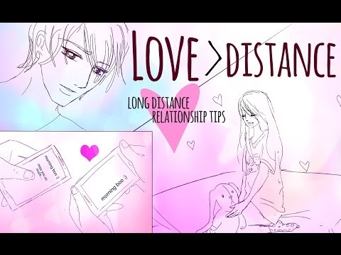 My Long Distance Relationship Story & Tips