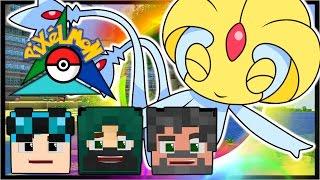 Uxie  - (Pokémon) - WE CAUGHT UXIE LEGENDARY!?   Pokémon Trinity   Minecraft #20