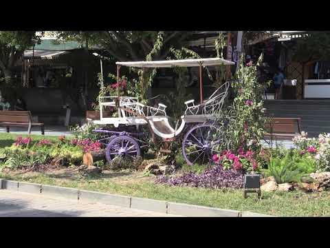 Faytonlar Antalya'yı süslüyor