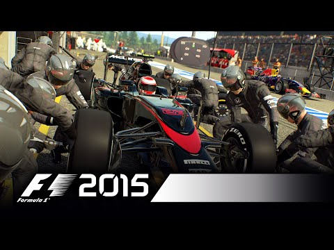 Trailer de F1 2015