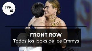 Todos los looks de los Emmys 2018, los mejores y peores estilismos de la alfombra roja | Front Row