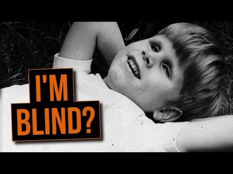Tommy Edison: Jak mi rodiče řekli, že jsem slepý