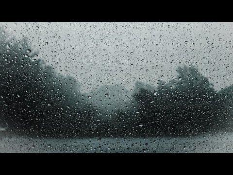 Regengeräusche: Das beruhigende Geräusch von Regen zum Einschlafen