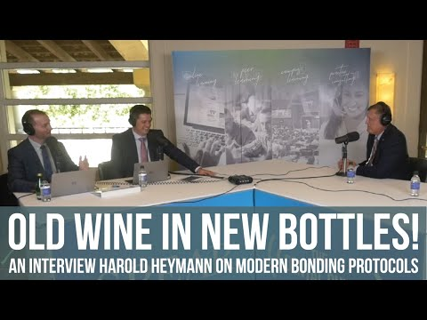 """Episode 85: """"Old Wine in New Bottles! An Interview with Harold Heymann on Modern Bonding Protocols"""""""