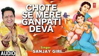gratis download video - छोटे से मेरे गणपति देवा, Chote Se Mere Ganpati Deva I Ganesh Bhajan I SANJAY GIRI I Full Audio Song