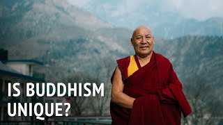 اغاني حصرية Geshe Lhakdor – Is Buddhism Unique? تحميل MP3