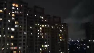 RED ALERT IN MUMBAI #CURRENT WEATHER #  #THURSDAY RED ALERT IN MUMBAI#
